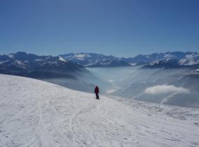 Station de ski, le Mourtis