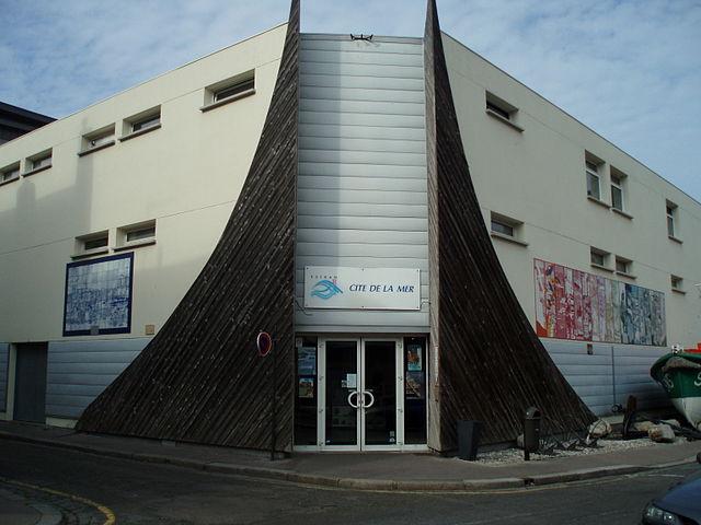 Musée de l'Estran, Cité de la mer de Dieppe