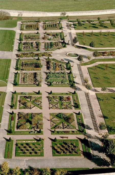 Jardins de l'Abbaye de Saint Martin de Boscherville
