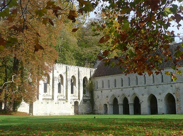 Abbaye Notre Dame de Fontaine-Guérard