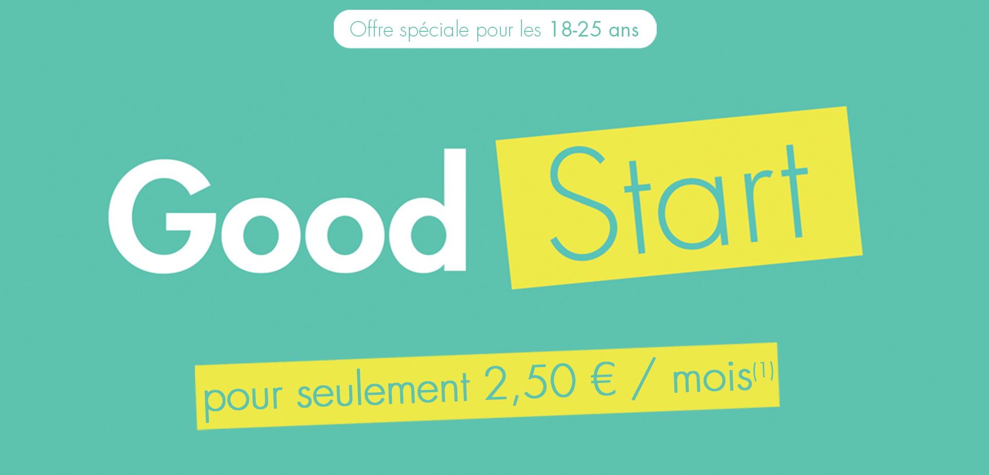 Credit Agricole Normandie Seine Good Start